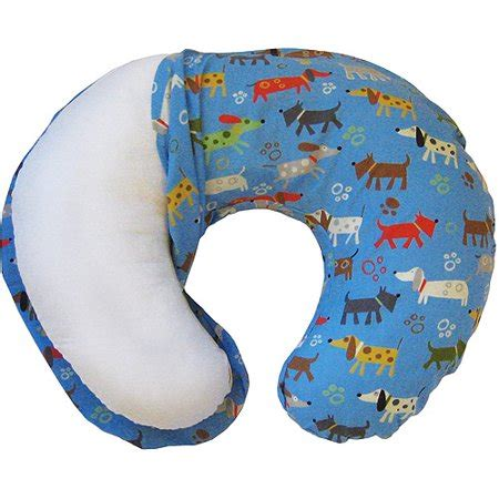 boppy pillow cover boppy nursing pillow slipcover s walmart