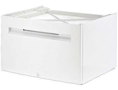 seche linge a tiroir bosch wmz20500 socle avec tiroir de rangement pour s 232 che linge comparer avec touslesprix
