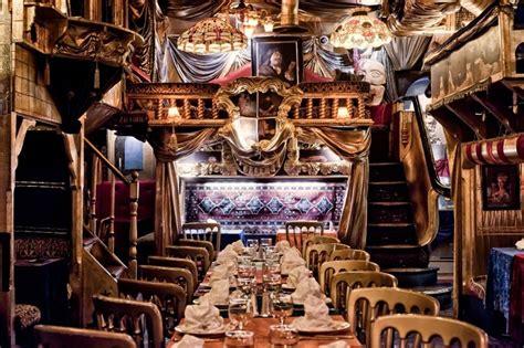 London's Best Themed Restaurants