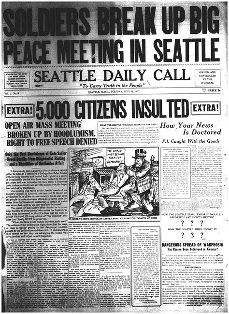 world war  antiwar movement