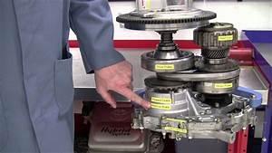 Honda Civic Cvt Transaxle Operation