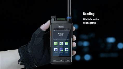 hytera multi mode advanced radio youtube