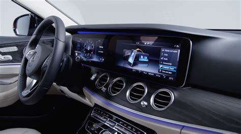 VIDEO: W213 Mercedes-Benz E-Class interior detailed Paul