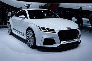 Audi Tt Quattro Sport : audi tt quattro sport concept promises 60 mph sprint via hardcore track racing upfit car ~ Melissatoandfro.com Idées de Décoration