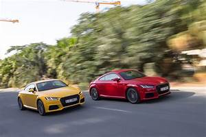 2015 Audi Tt And Audi S3 First Drive In Middle