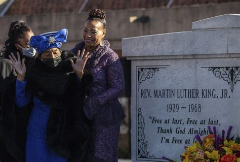 Bernice King calls for nonviolent activism on Martin ...