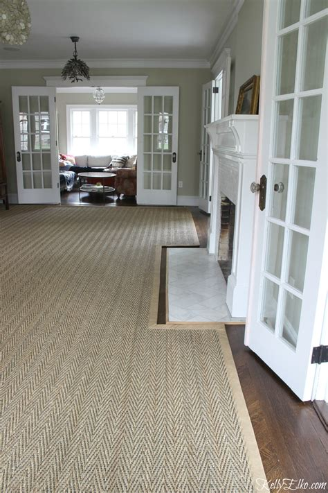 black sisal rug living room solution custom cut rug elko