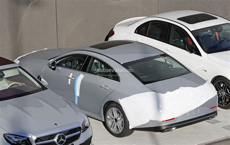 2019 Mercedes-benz Cls Reveals More Design