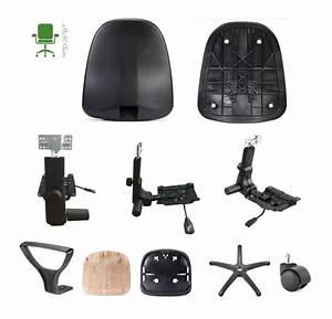 China Whole Set Swivel Office Chair Spare Accessories