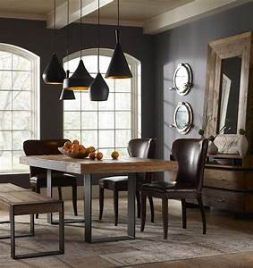 9, Reclaimed, Wood, Dining, Table, Design, Ideas