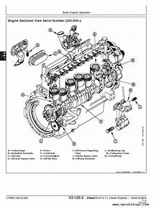 Kubota 1105 Diesel Engine Manual Diagram