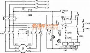 Two Speed Starter Wiring Diagram