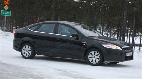 ford mondeo 2010 ford mondeo facelift 2010 spied testing car magazine