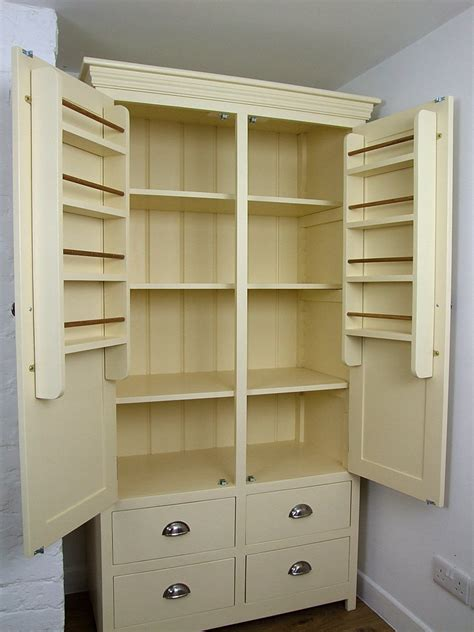 Larder Cupboard Freestanding by Freestanding Larder Cupboards