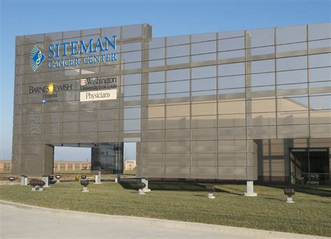 barnes hospital phone number siteman cancer center opens south st louis county