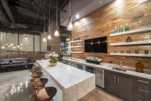 loft kitchen ideas loft living downtown los angeles style home modern lighting design