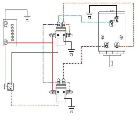 winch wiring diagram http www automanualparts com