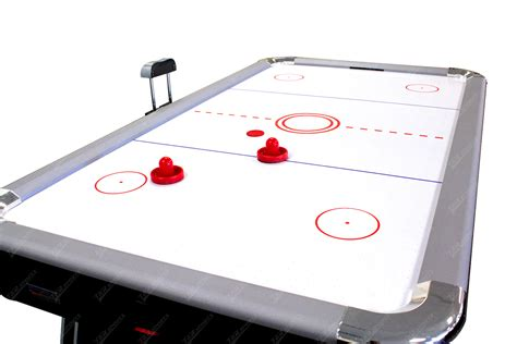 air hockey table accessories 7ft deluxe air hockey table