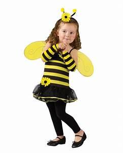 Kostüm Biene Kind : bienenkost m kleinkinder s e biene mit fl gel als kinderkost m karneval universe ~ Frokenaadalensverden.com Haus und Dekorationen