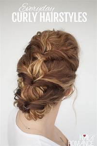Get ready fast with 7 easy hairstyle tutorials for wet hair Hair Romance
