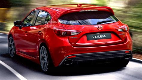 Mazda Mazda 6 Hatchback 2015 Wallpaper