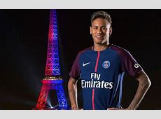 Why did Neymar leave Barcelona and joined PSG?