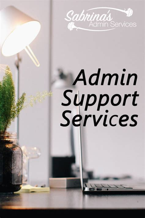 small business administrative support services sabrinas