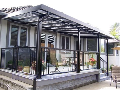 aluminum patio awnings weakness and advantage the
