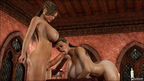 pam and tia blackadder free porn comix online