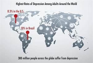 Depression In Los Angeles  Statistics  Trends  Causes