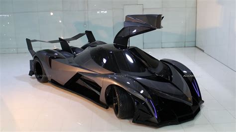 The 5000 Hp 300 Mph Jet Like Devel Sixteen Is Finally Here