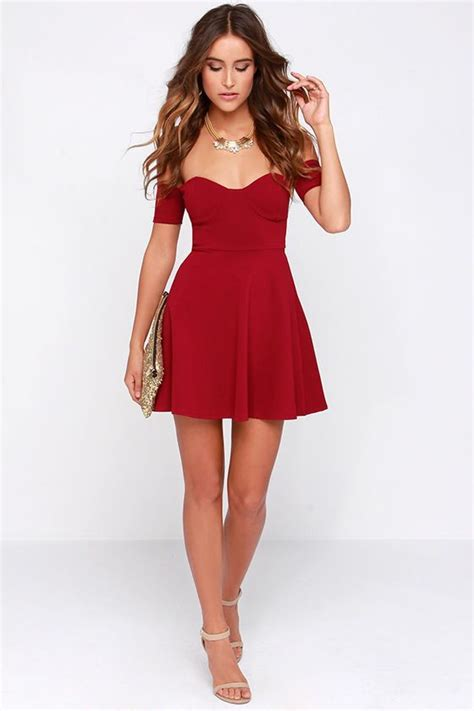 1000+ ideas about Red Dress Outfit on Pinterest | Rocker outfit Dress outfits and Long skirts