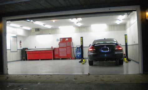 Garage Garage Woodshop  Shed Workbench  Woodshop Floor