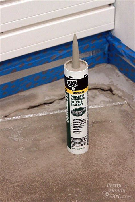 liquid floor leveler concrete how to patch and level a concrete subfloor pretty handy