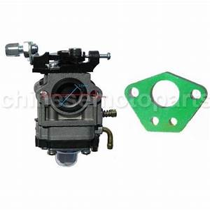 Cat Eye Carburetor W   Gasket X7 X1 X2 Pocket Bike Parts X