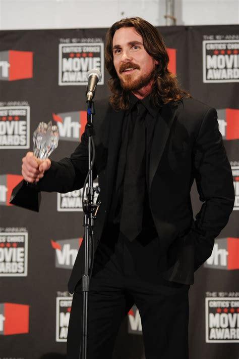 Christian Bale Getting Emotional About Wife Sibi Blazic