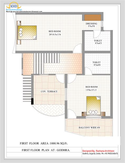 home architect plans 3 house plan and elevation 2670 sq ft kerala