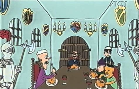 Robin (magnus Carlsson) E26 The Foster Grandfather