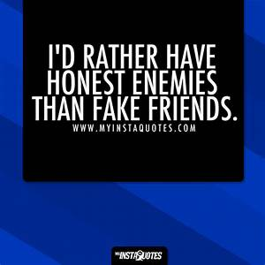 Famous Quotes About Fake Friends. QuotesGram
