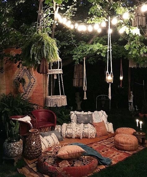 Outdoor Home Decor Ideas by Outdoor Decor Nature Decor Ideas Bohemian House