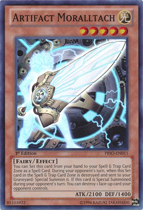 Artifact Deck Yugioh by A Glimpse Of The Yu Gi Oh World Chionship