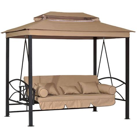 patio swings with canopy canada costco swing replacement canopy 2015 best auto reviews