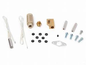 Hot8400  Sp  Hotend Assembly Sparepart Set  For K8400