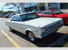 Lot Shots Find of the Week 1966 Plymouth Satellite 426