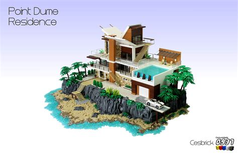 la maison des lego point dume residence exquisitely architected to facilitate flickr