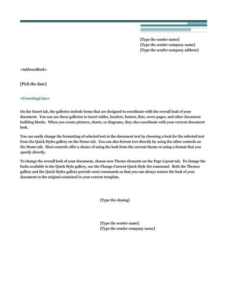 Company Merger Letter To Customers Template by Envelopes Office