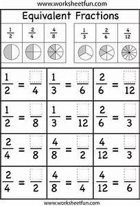 Equivalent Fractions (anchor chart) | 4th Grade ...