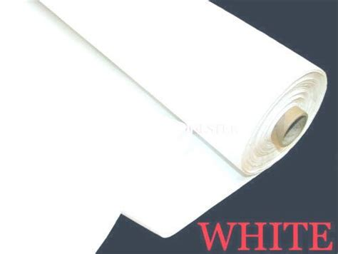 100% Cotton Sateen White Premium Curtain Lining Fabric Diy Curtain Alternatives Wood Rod Brackets Canada Thermal Liners Latest Cloth Design Red Curtains Bedroom Decor Build Your Own Shower Patio Doors Kitchen Grey And Yellow Striped Fabric