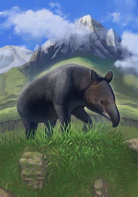 tapir mountain friends kf3 wiki japari library kemono attack story