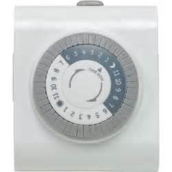 defiant 15 amp 24 hour plug in heavy duty mechanical timer